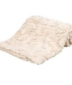 Cosy Teppe, 100 × 70 Cm, Beige