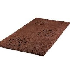 Dgs Dirty Dog Doormat Large 88X66Cm, Brun