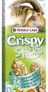 CRISPY STICKS V-L, Exotic Fruit, 2stk./ 110g.