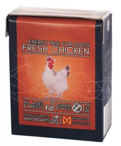 ENERGY PATE Non-Stop, Fresh Chicken, 375g.