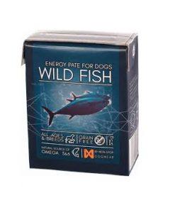 ENERGY PATE Non-Stop, Wild Fish, 375g.