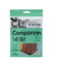 SOFT FILLET Companion, Lam, 80g.