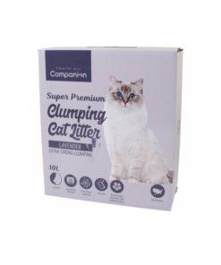 Companion Kattegrus Lavender 10 L