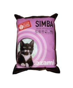 SIMBA Crystal Green, 13L.