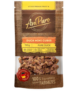 AniPuro DUCK Mini Cubes 150gr