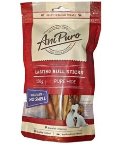 AniPuro Lasting bull sticks, 150gr