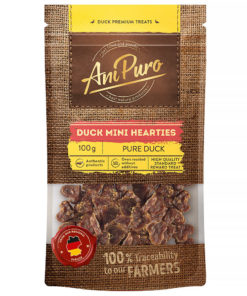 AniPuro Duck Mini Hearties,  100 gr