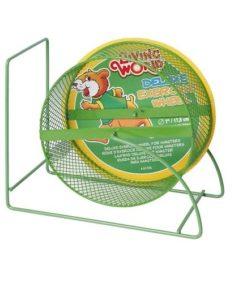 Hamsterhjul Deluxe Grön 17.5Cm