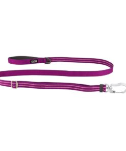 URBAN FREESTYLE LEASH Dog Copenhagen, Purple Passion, L