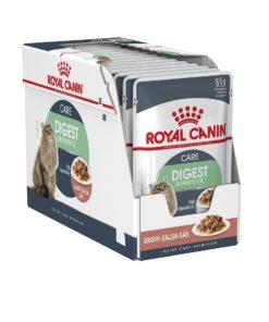 RC Feline Digest Sensitiv Gravy 12x85 g
