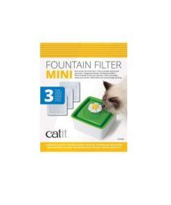 FILTER Catit, Flower Fountain Mini, 1.5L, 3stk.