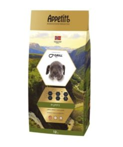 APPETITT Puppy Large Breed, 12kg.