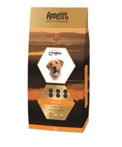 APPETITT Senior Dog, 12kg.