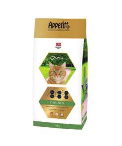 APPETITT Cat Sterilised, 10kg.