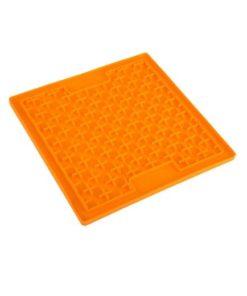 LICKIMAT Buddy Orange 20x20cm.