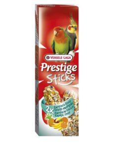 STICKS Prestige, Eksotisk frukt, Stor Parakitt, 2Stk./140g.
