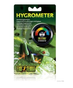 HYGROMETER ExoTerra, Analog