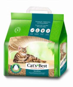 Cats Best Sensitiv 8L
