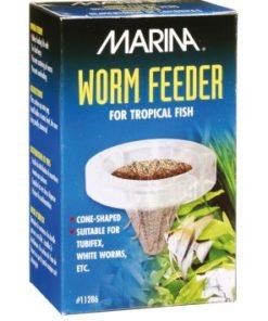 Worm Feeder Marina 12X7.5X5Cm