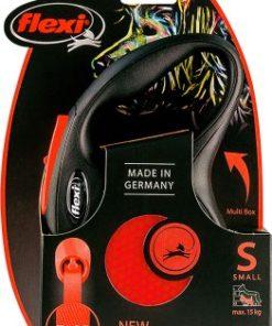 Flexi Koppel New Neon S 5M Band Neon Orange