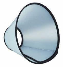 Beskyttelseskrave Med Velcro, L–Xl: 50–58 Cm/28 Cm