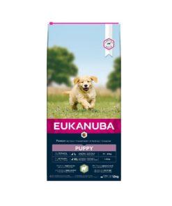 Euk Puppy L/XL Lamb & Rice 2,5 kg
