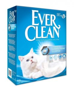 Ever Clean Extra Strong Clumping Unscented 10 Ltr