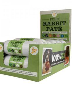 JR Pure Rabbit pate 400 gr