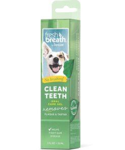 Tropiclean Clean Teeth Oral Care Gel 59Ml