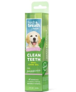 Tropiclean Clean Teeth Oral Care Gel For Puppies