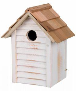 *Nest Box, 18 × 24 × 15 cm/ Ø 3 cm