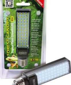 Forest Canopy Tropical Plant Led 6500K 8W