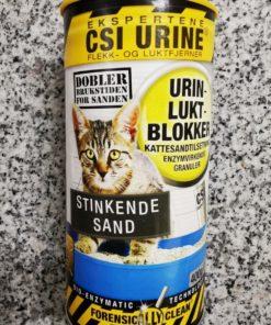 CSI Urin kattesand granulat, 400 gr