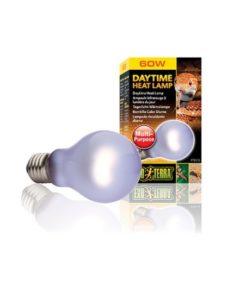 DAYTIME ExoTerra, Heat Lamp, 60W A19 E27