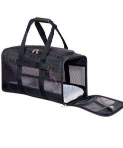 SHERPA DELUXE, Transportbag, L, 50x29x29cm. Svart