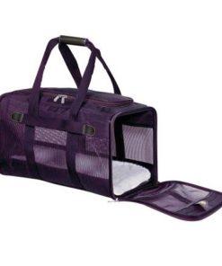 SHERPA DELUXE, Transportbag, M, 45x27.5x26cm. Lilla