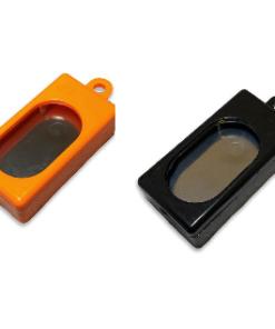 Clicker orginal svart/orange