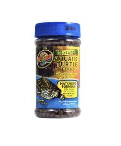 AQUATIC TURTLE ZooMed, Hatchling formula, 45g.
