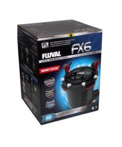 FLUVAL FX6, Ytterfilter, 3500 l/t, 43W