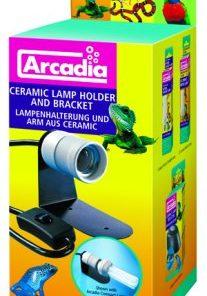 LAMPEHOLDER Arcadia, m/feste, E27