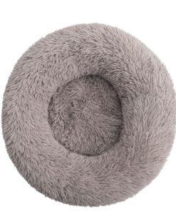 Donut-seng TopSit, beigebrun str. L,  80cm