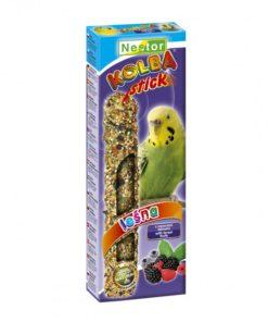Nestor Sticks til undulater/små papegøyer, 85 gr
