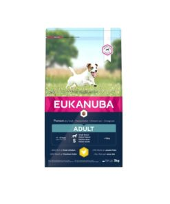 EUK Adult, Small Breed, 3kg.