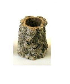Terrun Eik bark-rør , 10 cm