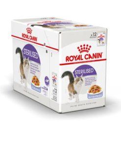 STERILISED Royal Canin, Katt, Våtfór, 12x85g.