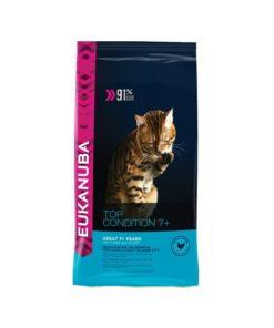 EUK Top Condition 7+, Senior Cat, 2kg.