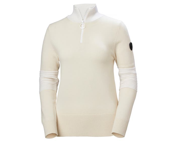 Helly Hansen  W TRICOLORE KNITTED SWEATER