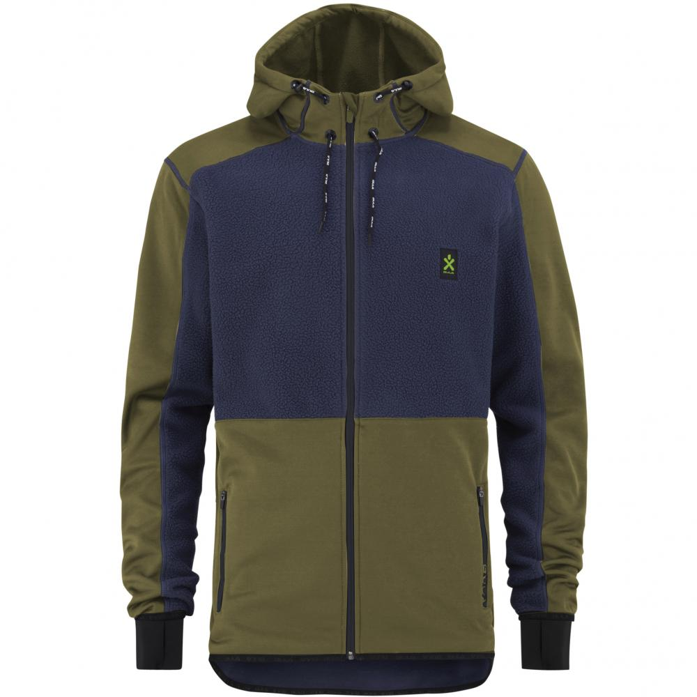 Bula  Fleece Zip Hood