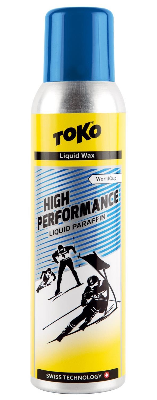 Toko  High Perfor.Liq.Paraffin blue 125ml