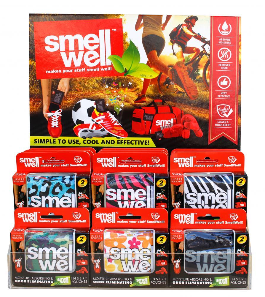 Smellwell  Luktfjerner mix